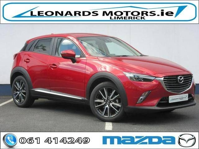 Mazda CX-3 CX-3 GT STONE LEATHER 1.8DSL