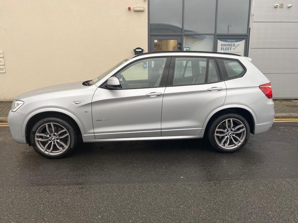 BMW X3 2.0 M Sport xDrive Automatic 4WD (190bhp)