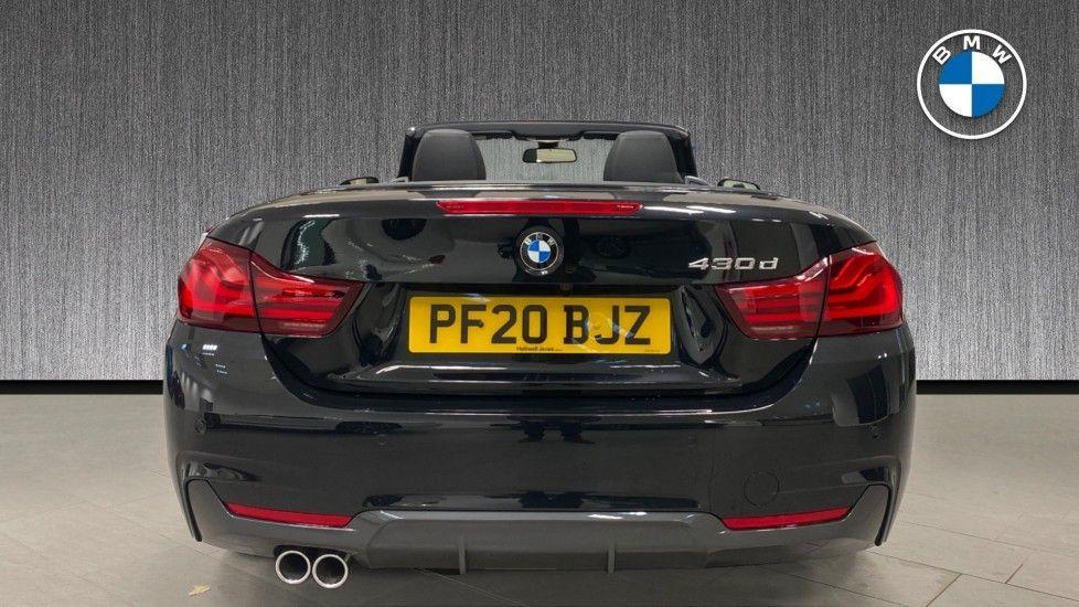 Image 15 - BMW 430d M Sport Convertible (PF20BJZ)