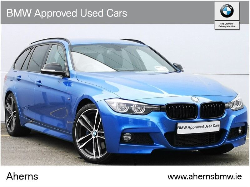 BMW 3 Series 318d M Sport Shadow Edition Touring