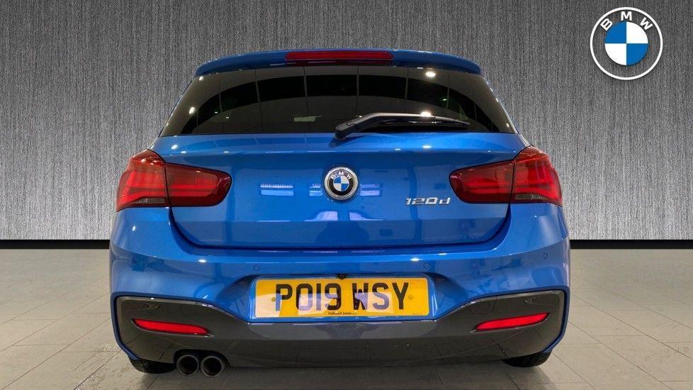 Image 15 - BMW 120d M Sport Shadow Edition 5-door (PO19WSY)