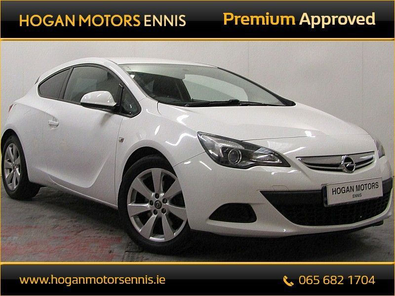 Opel Astra Petrol Sport 1.4 TURBO 120 Bhp Low MIleage