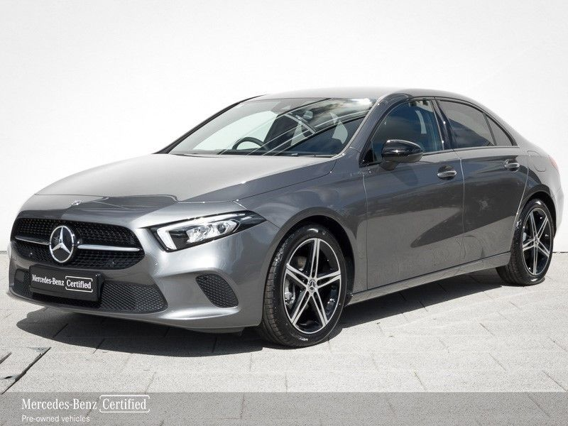 Mercedes-Benz A-Class A 180 SALOON Progressive-Line A/T + Night Package