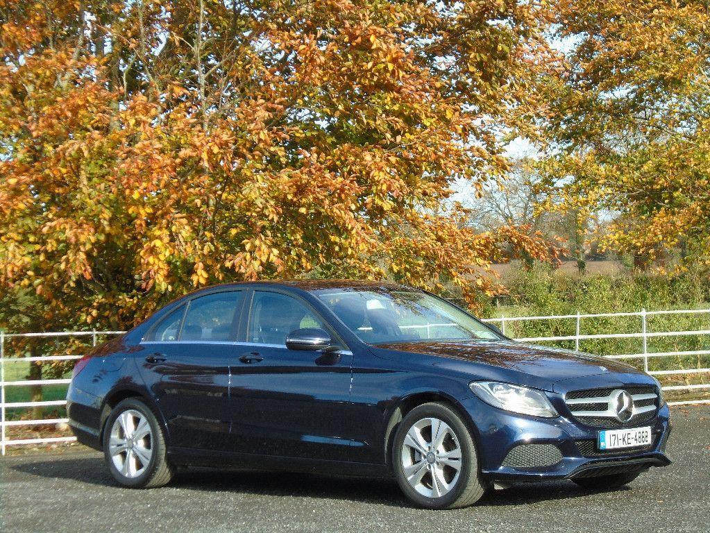 Mercedes-Benz C-Class SE EXECUTIVE EDITION 4DR A