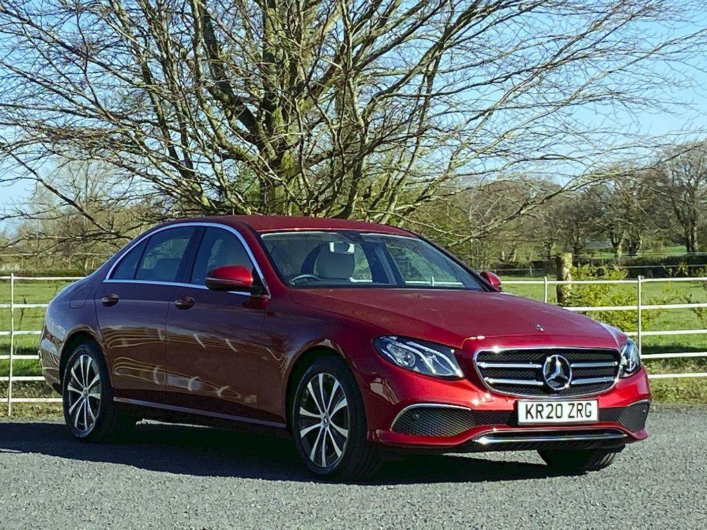 Mercedes-Benz E-Class E300de SE Auto // HYBRID DIESEL PLUG IN