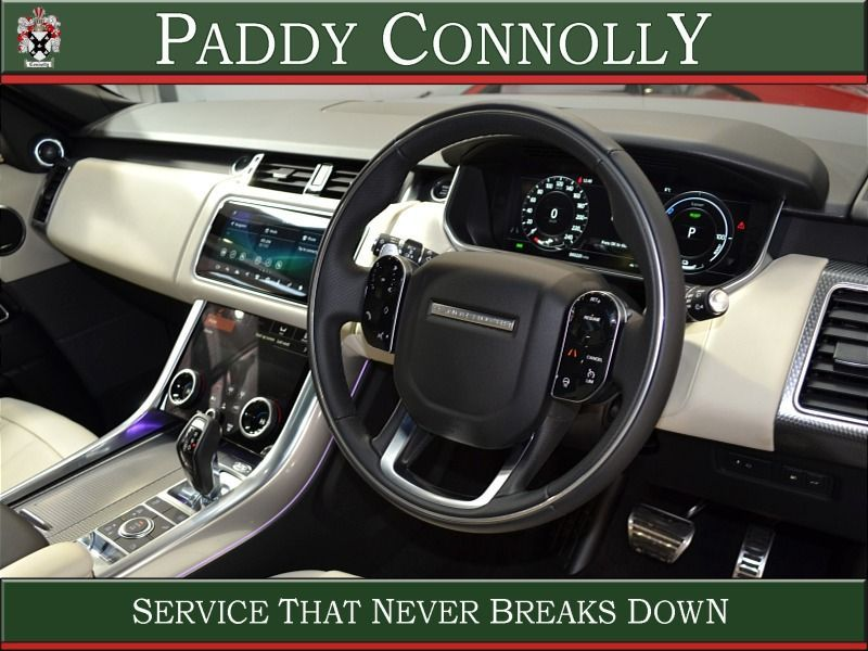Used Land Rover Range Rover Sport P400e *5 Seat N1 Bus.Class* HSE Dynamic (2020 (201))