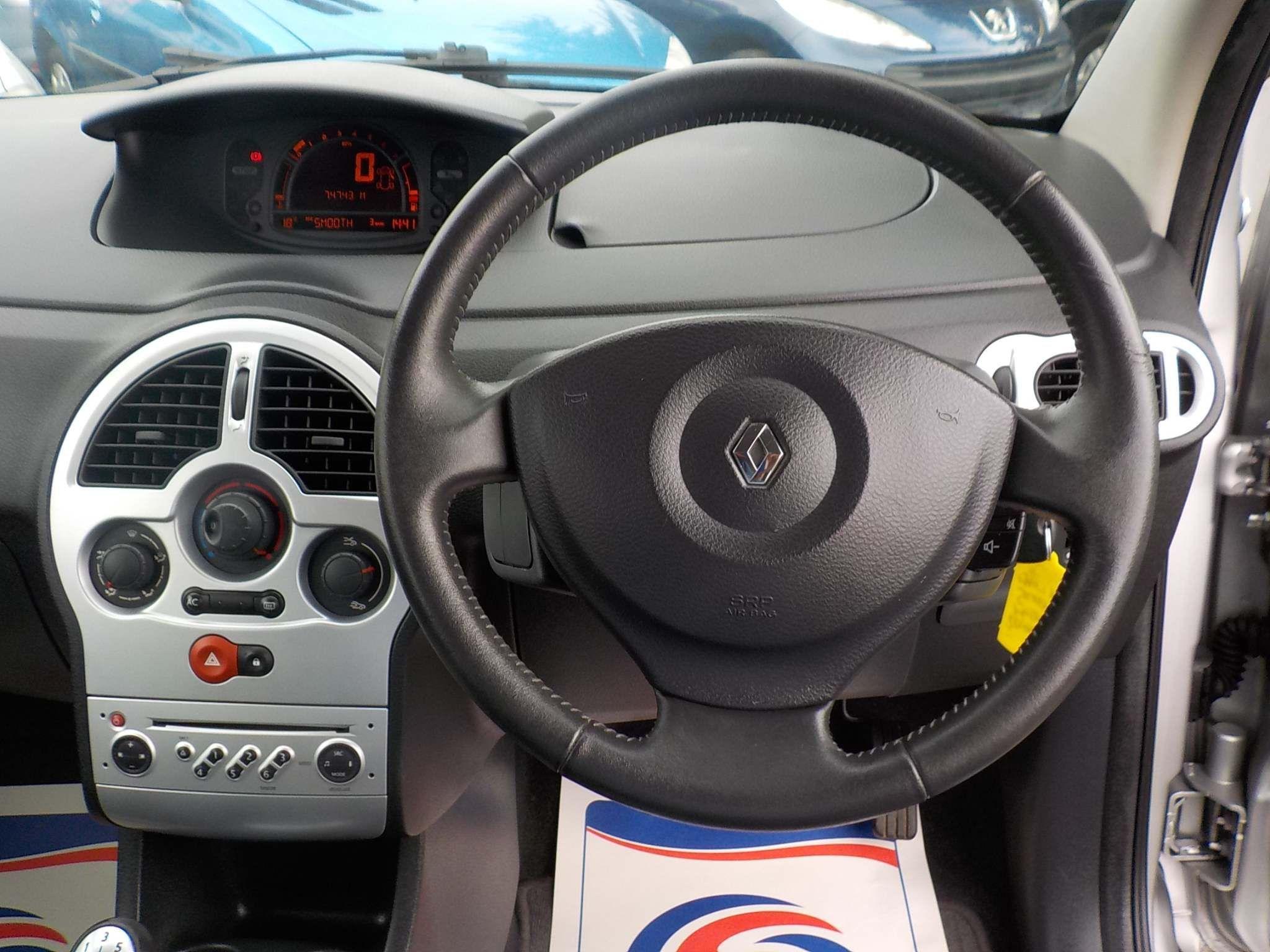 Renault Modus 1.4 16v Dynamique 5dr