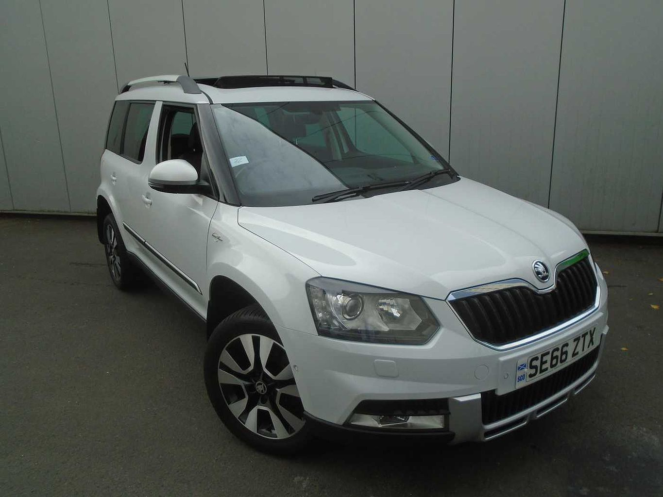 ŠKODA Yeti 2.0TDI SCR 4X4 Laurin&Klement Outdoor DSG