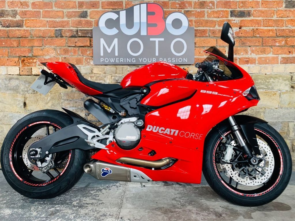 DUCATI 899 PANIGALE ABS 898CC