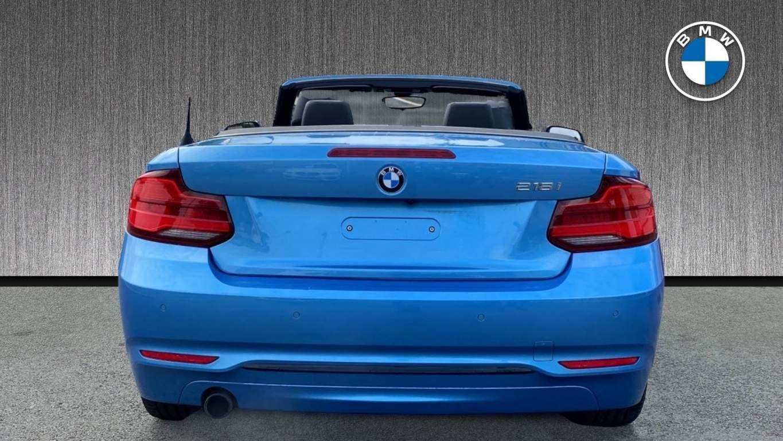 Image 15 - BMW 218i Sport Convertible (CX67MOA)