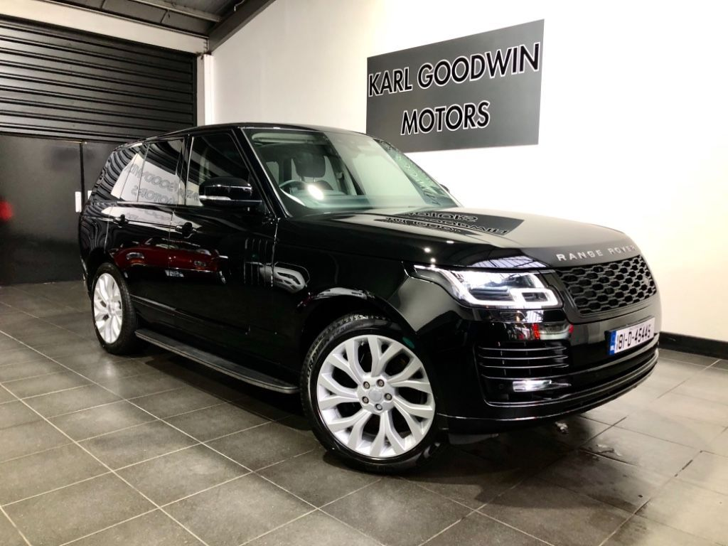 Land Rover Range Rover 4.4 TDV8 VOGUE SE N1 Plus Vat