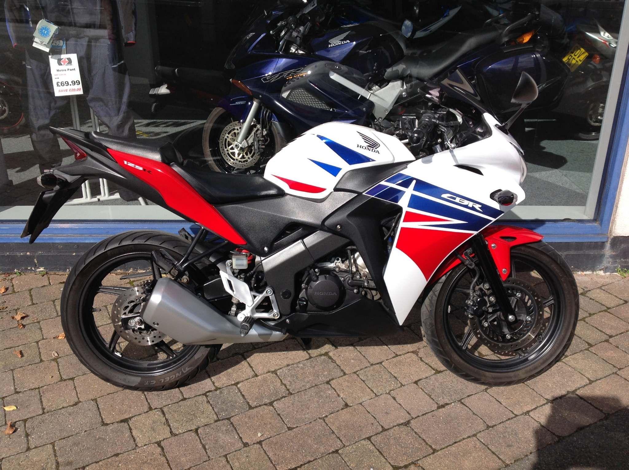 Honda CBR125 125 R