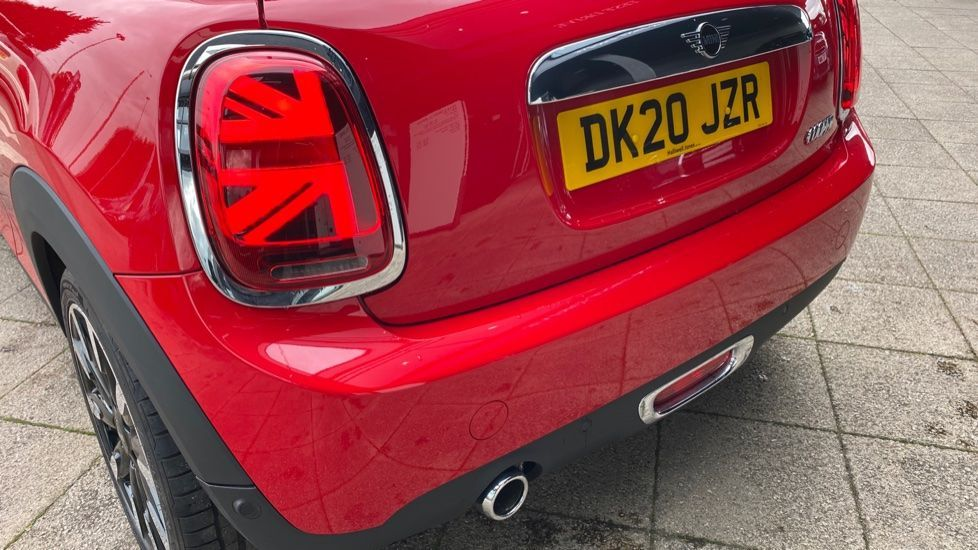 Image 35 - MINI Hatch (DK20JZR)