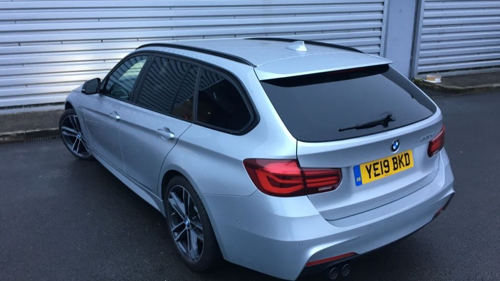 Image 28 - BMW 320d M Sport Shadow Edition Touring (YE19BKD)