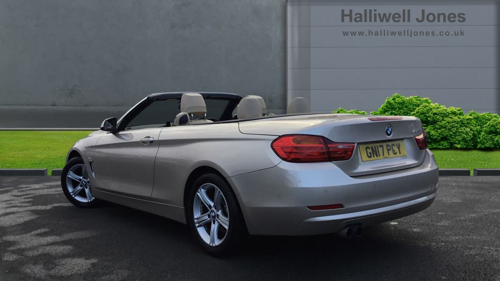 Image 2 - BMW 420i SE Convertible (GN17PCY)