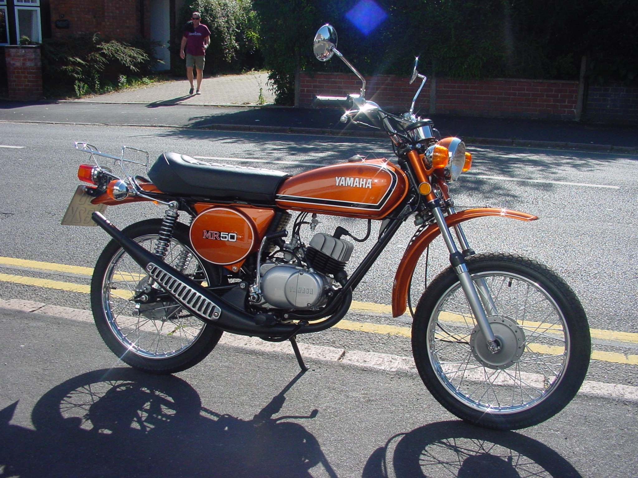 Yamaha MR50 1972
