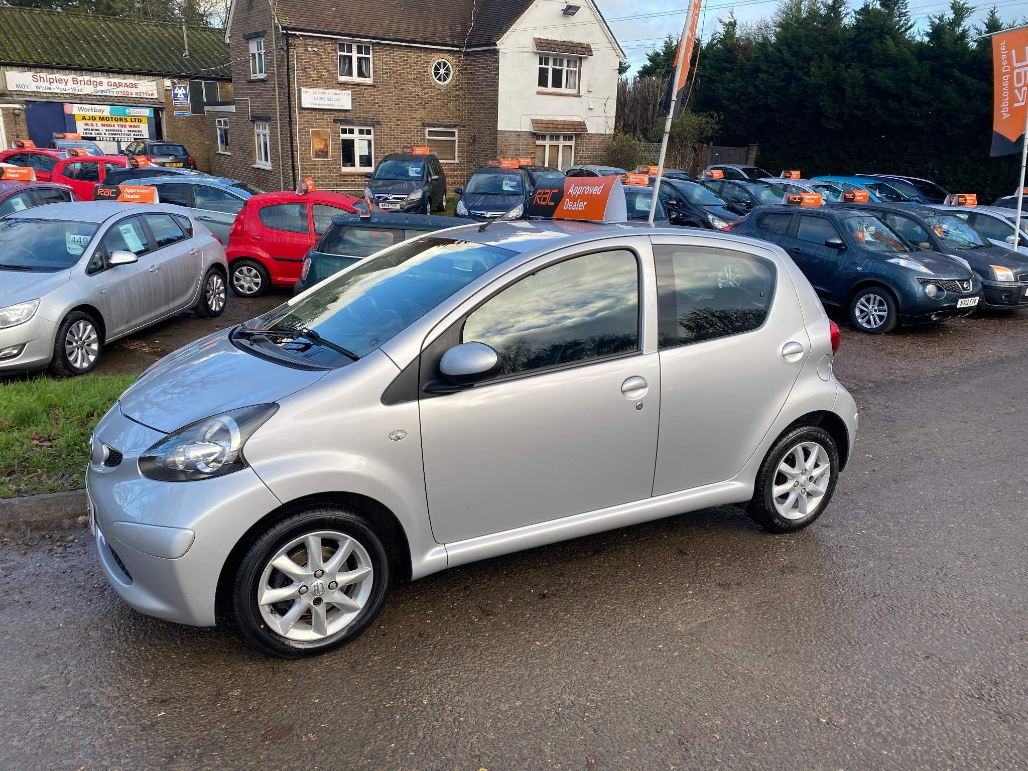 Used Toyota AYGO for sale