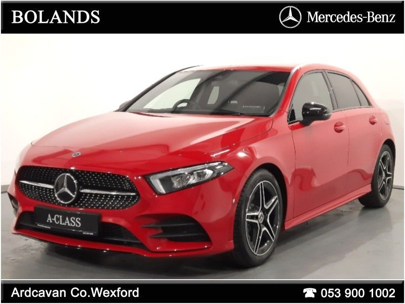 Mercedes-Benz A-Class A180 AMG Line with Night Package *From €539 per month