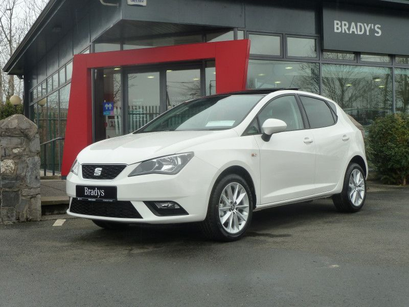 SEAT Ibiza SPT 1.0 (SUNROOF) (3.9%APR PCP)
