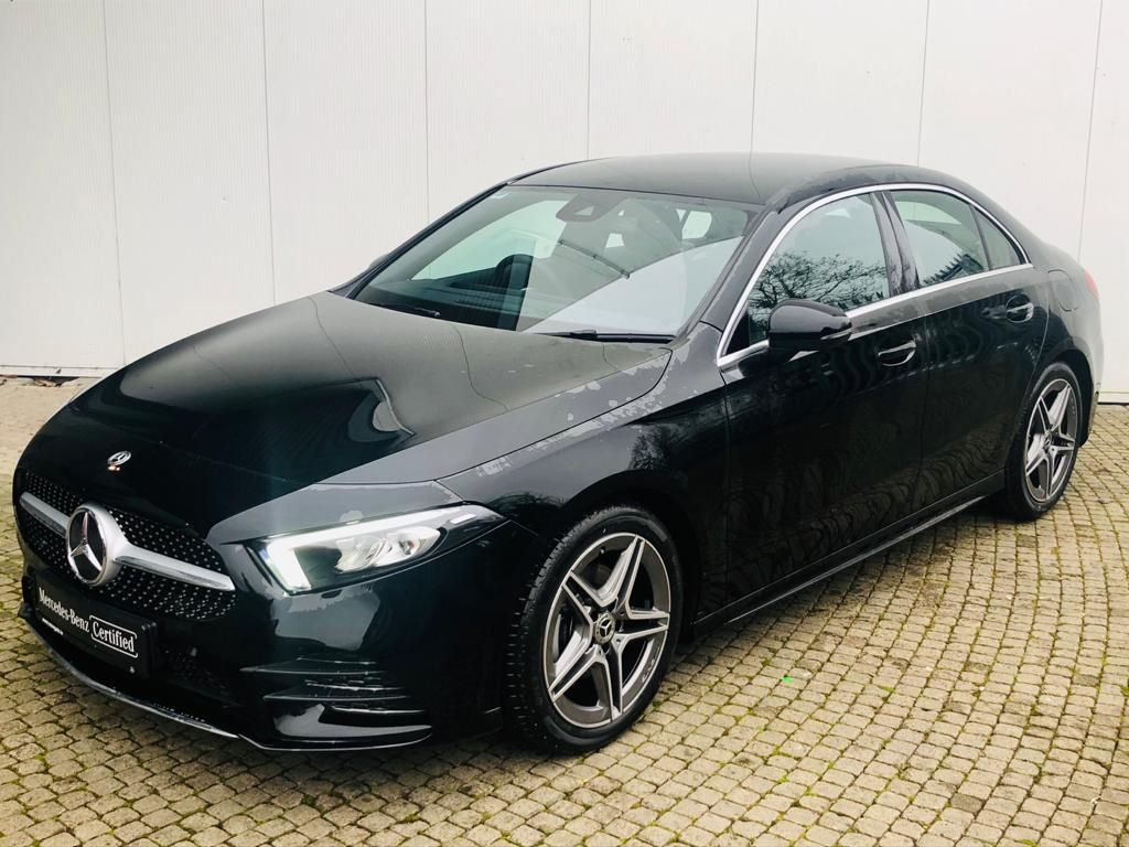Mercedes-Benz A-Class A180 D SALOON 4DR AUTO 'DEMO DISCOUNT'