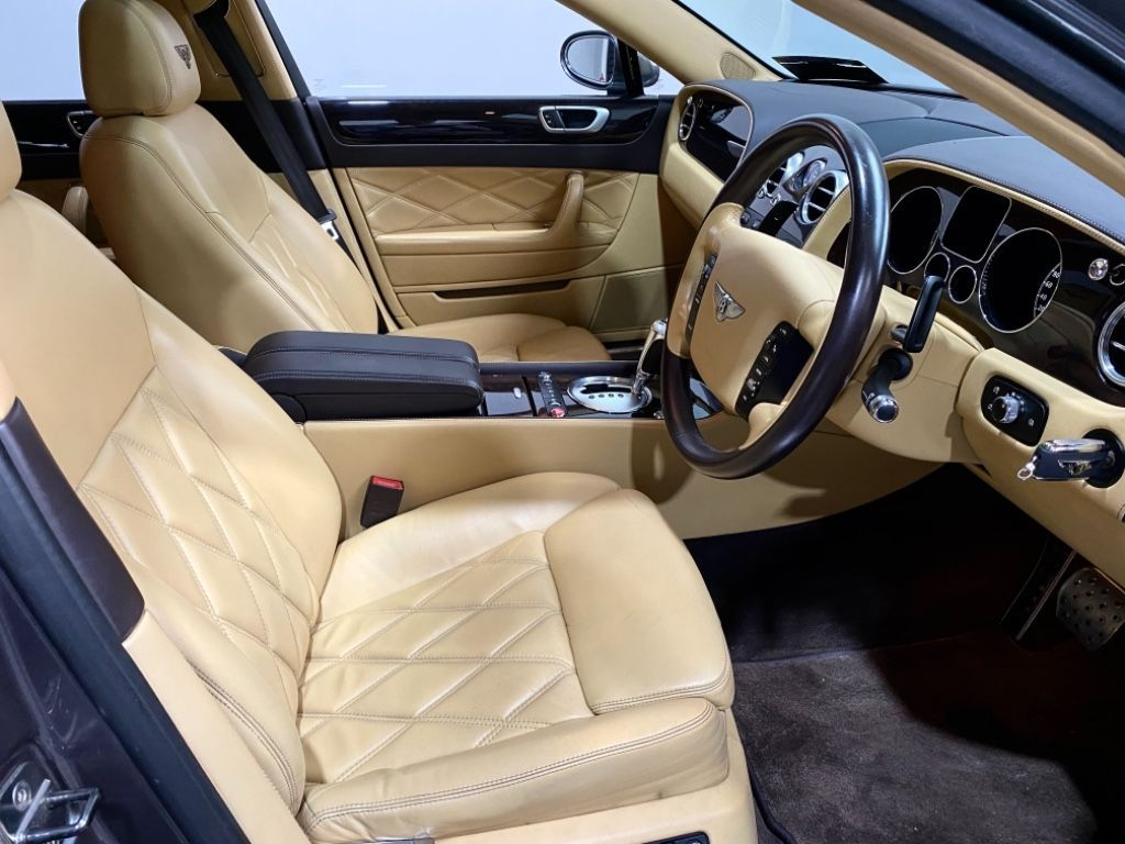 Used Bentley Continental Flying Spur 6.0 W12 MULLINER EDITION (2008)