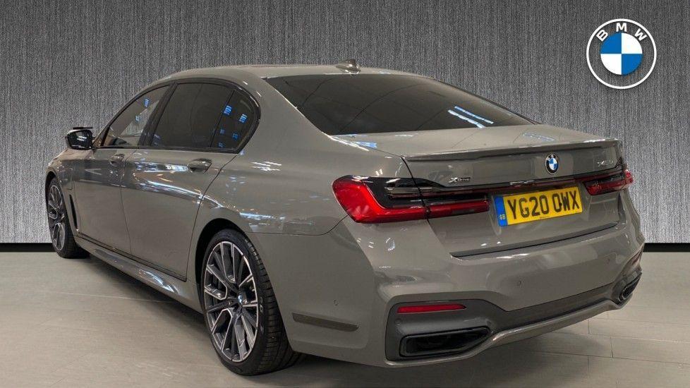 Image 2 - BMW 745Le xDrive M Sport Saloon (YG20OWX)