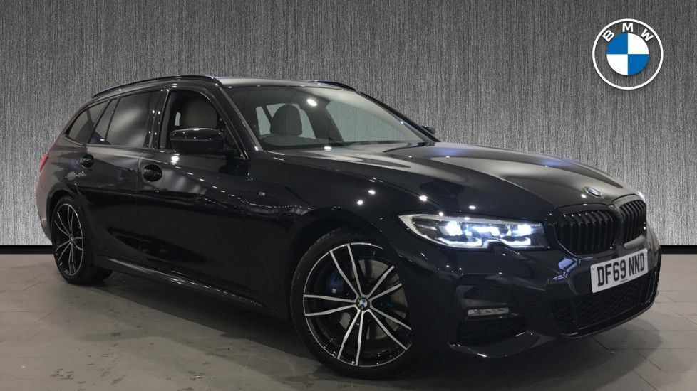 Image 1 - BMW 320d M Sport Touring (DF69NND)