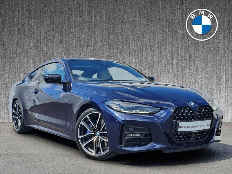 BMW 4 Series 420 MSPORT EDITION