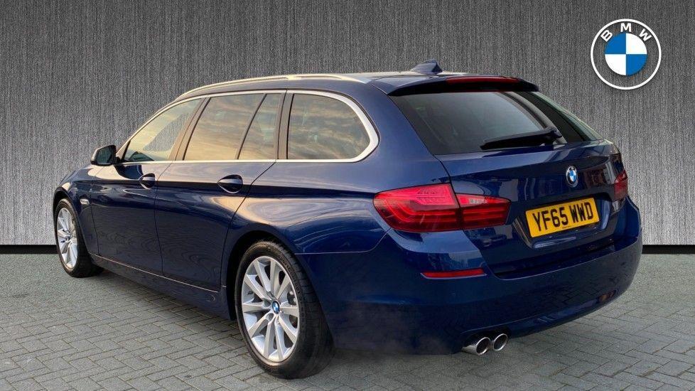 Image 2 - BMW 520d SE Touring (YF65WWD)