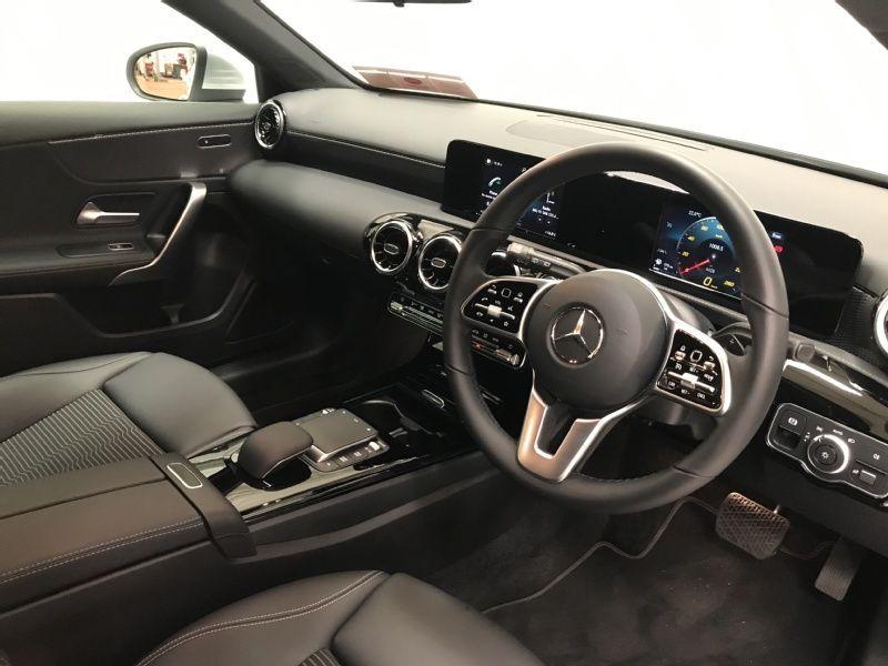 Used Mercedes-Benz A-Class A200D Sport (2021 (211))