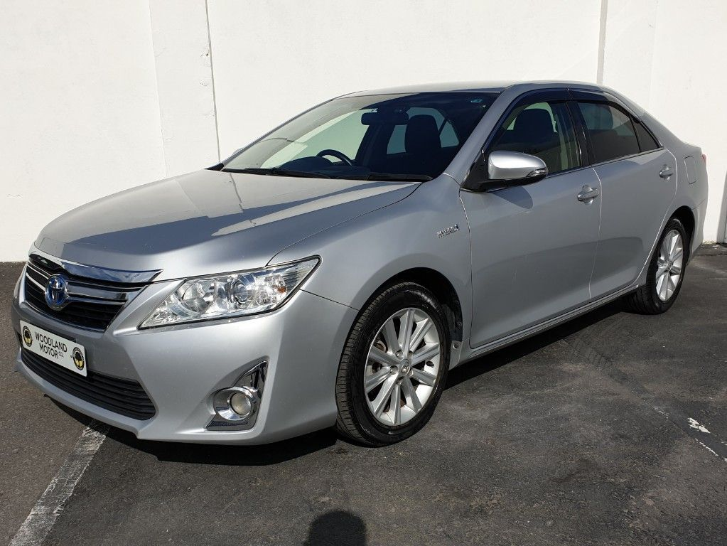 Used Toyota Camry HYBRID / LOW MILEAGE  / TAX €190 (142) (2014 (141))
