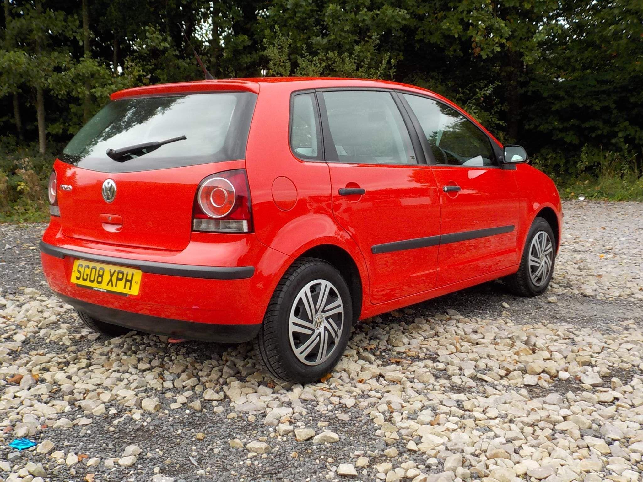 Volkswagen Polo 1.2 E 5dr