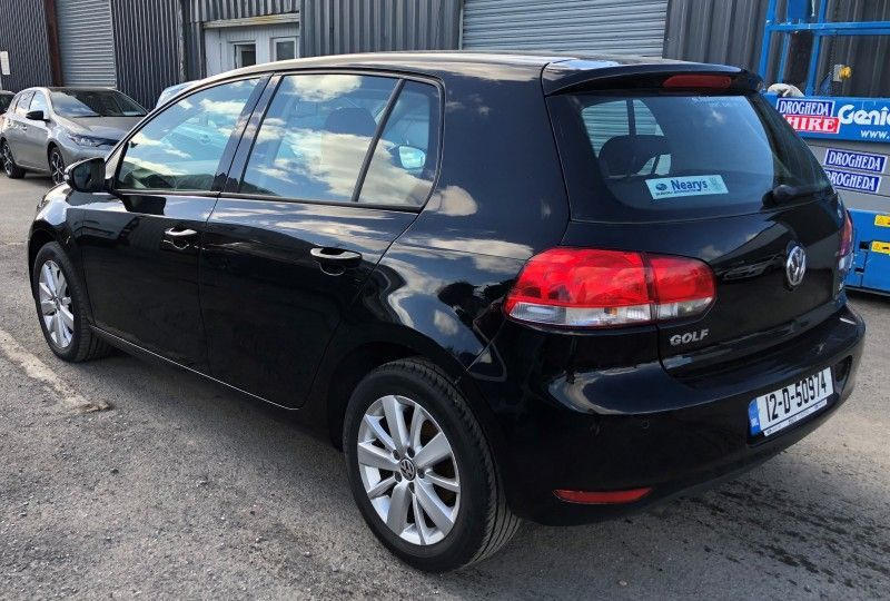 Used Volkswagen Golf 1.6 TDI MATCH BMT 105PS 5 (2012)