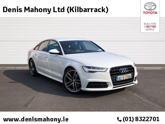 Audi A6 2.0TDI S-LINE BLACK EDITION ULTRA @ DENIS MAHONY KILBARRACK