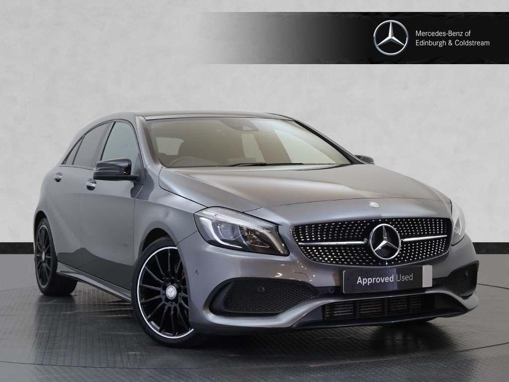 /Mercedes-Benz A-Class Hatch