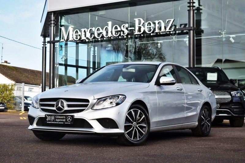 Mercedes-Benz C-Class C220d 4DR AUTO