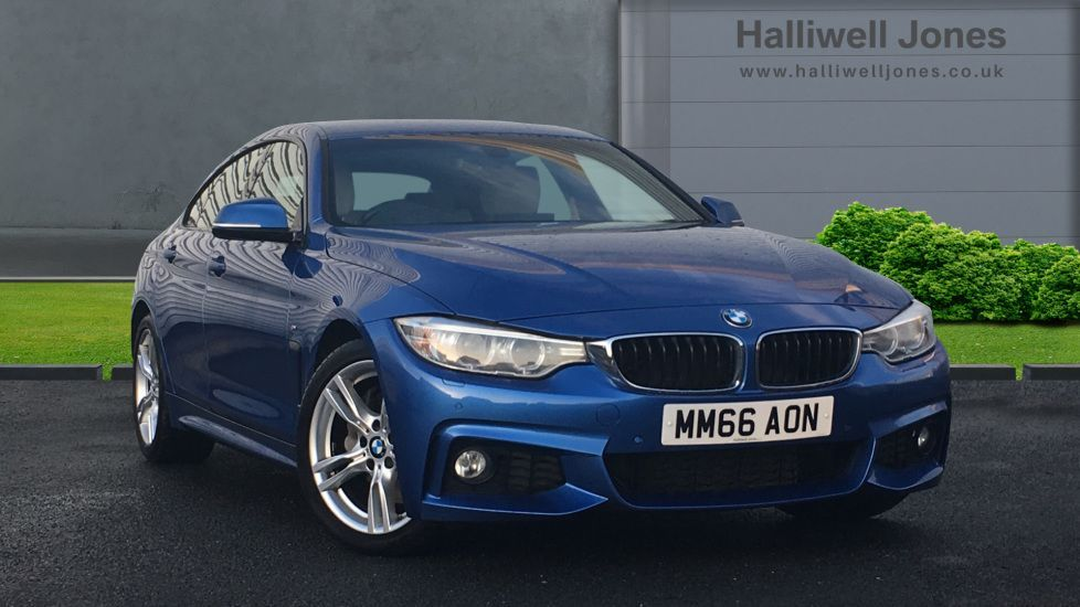 Image 1 - BMW 440i M Sport Gran Coupe (MM66AON)