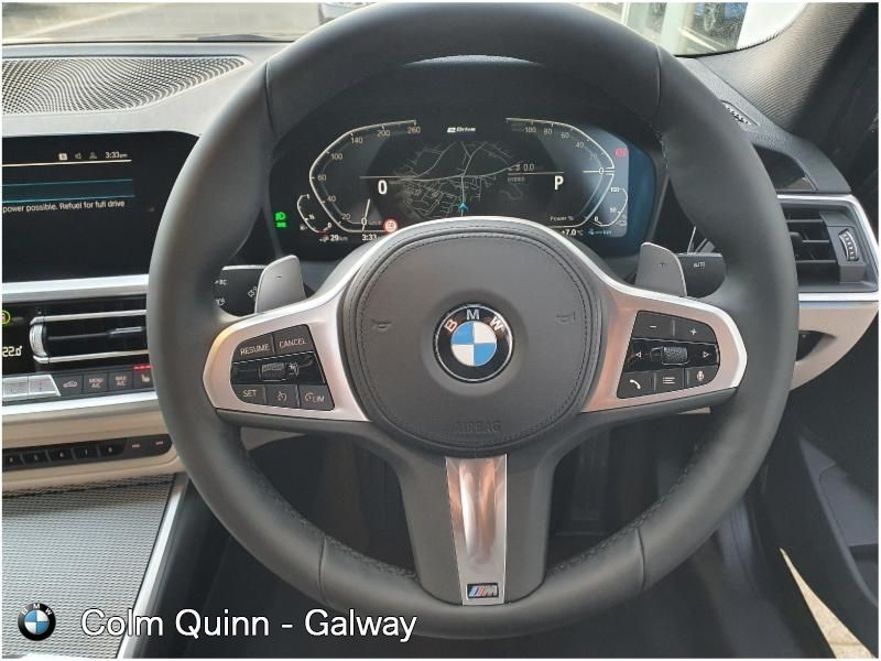 Used BMW 3 Series 330e M Sport (2021 (211))