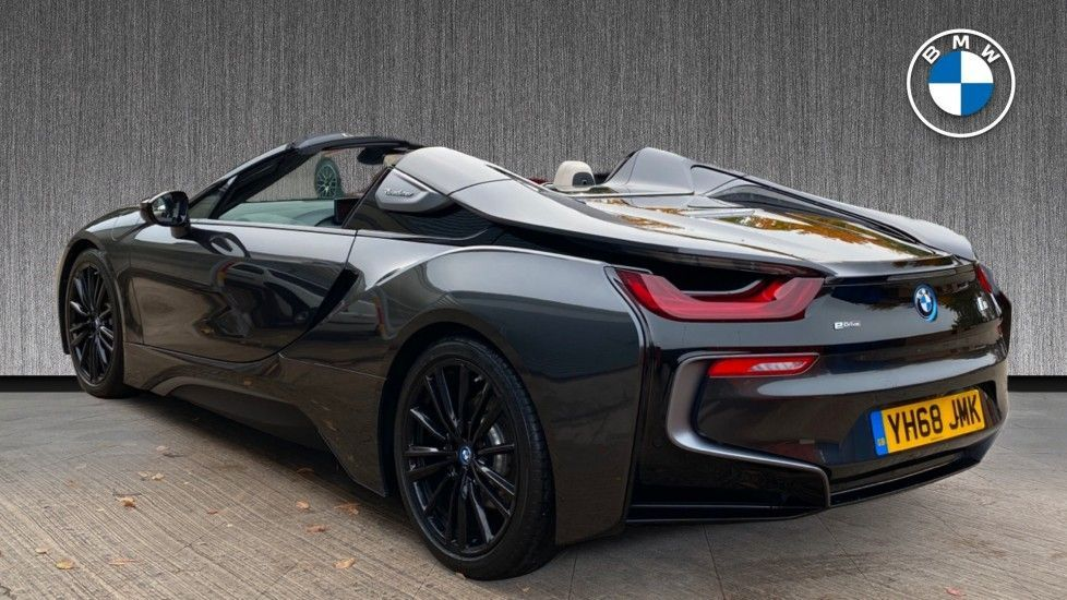 Image 2 - BMW Roadster (YH68JMK)