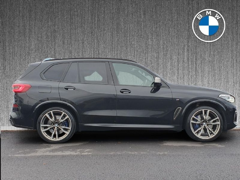 Used BMW X5 M50d 4DR AUTO (2019 (191))