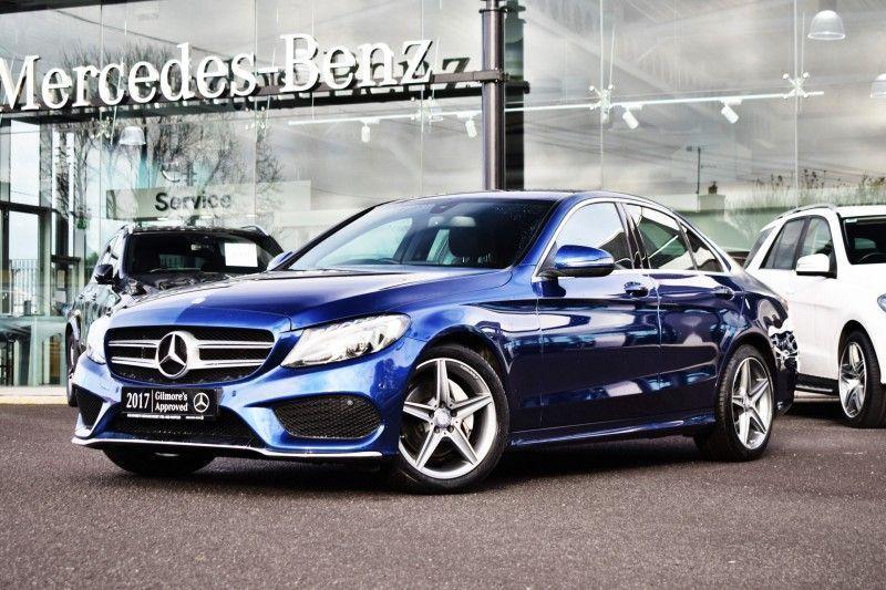 Mercedes-Benz C-Class C220d AMG Line 9G-Tronic