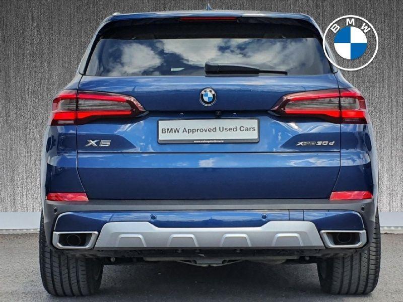 Used BMW X5 X5 xDrive30d xLine (2020 (202))