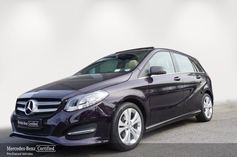 Mercedes-Benz B-Class 160d URBAN AUTO **HUGE SPEC**Panoramic Sunroof