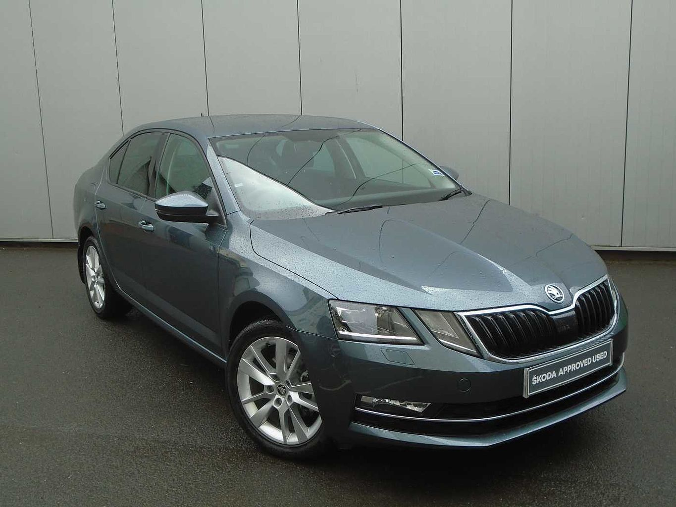 ŠKODA Octavia Hatchback (2017) 1.5 TSI ACT SE L (150PS)