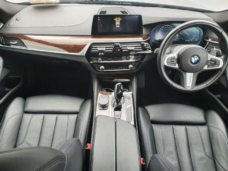 Used BMW 5 Series 520d M-Sport (2019 (191))