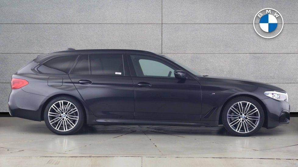 Image 3 - BMW 520d M Sport Touring (YL69UCE)