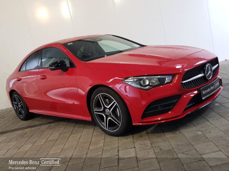 Mercedes-Benz CLA-Class CLA180 COUPE AMG *NIGHT PACK* 4DR AUTO **