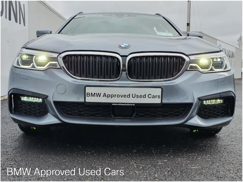 Used BMW 5 Series 520d M-sport Touring (2020 (201))