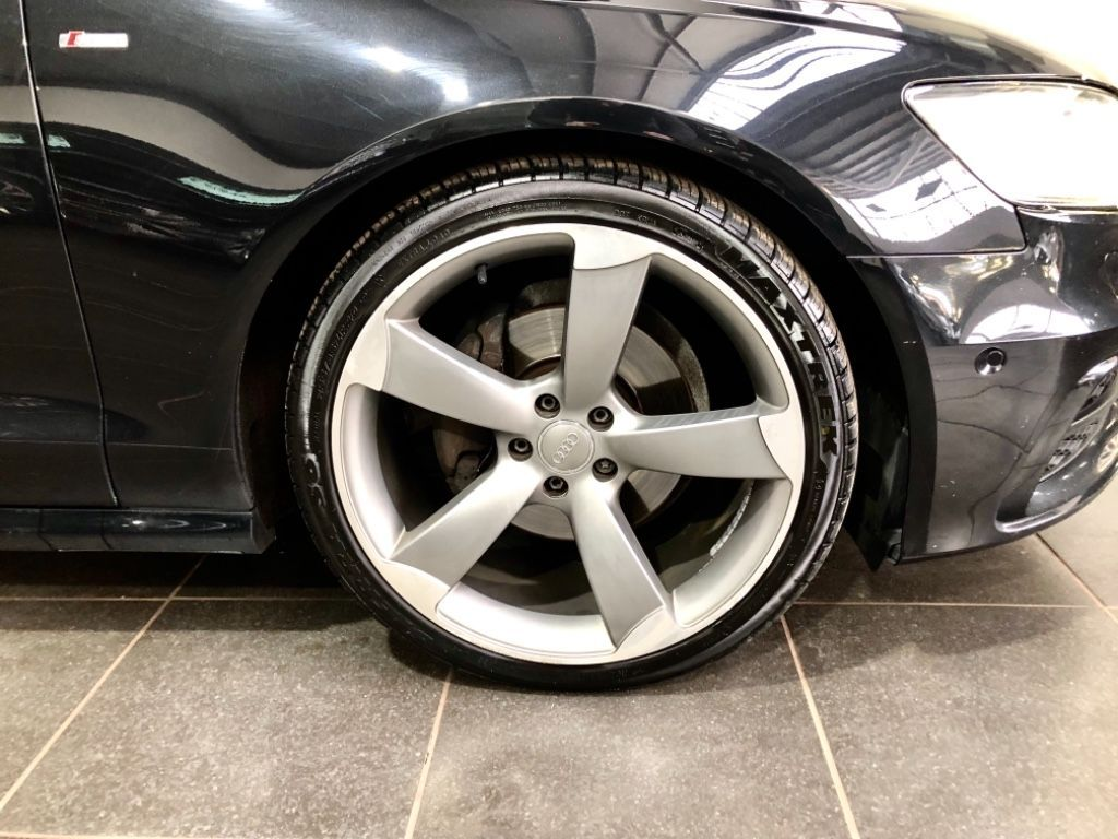 Used Audi A6 2.0 TDI S LINE ULTRA 190 BHP AUTO BLACK EDITION (2014 (141))