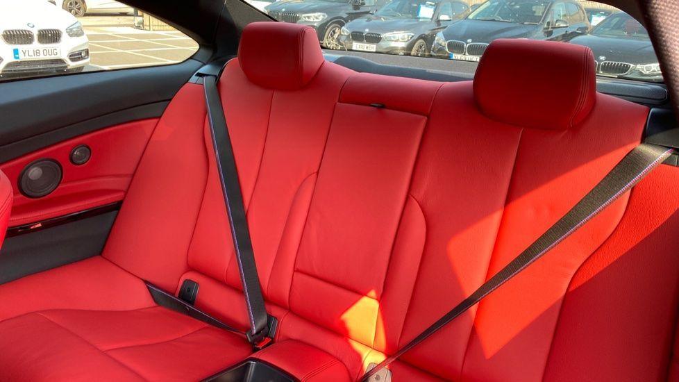 Image 12 - BMW 420d M Sport Coupe (YC69GWX)